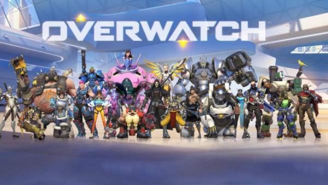 Imagen de los personajes de 'Overwatch'.