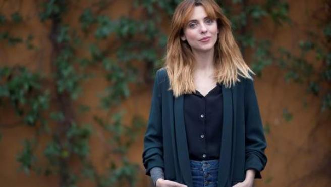 La actriz, directora y guionista de cine Leticia Dolera.