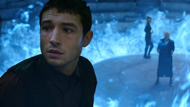 ¿Qué significa el final de 'Los crímenes de Grindelwald'? Ezra Miller responde