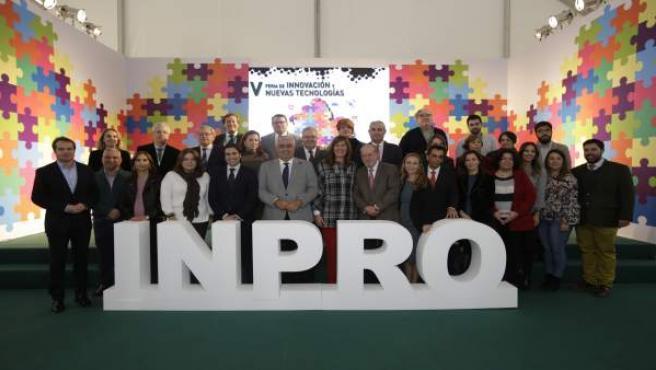 Visita a la Feria de Innovación y Nuevas Tecnologías