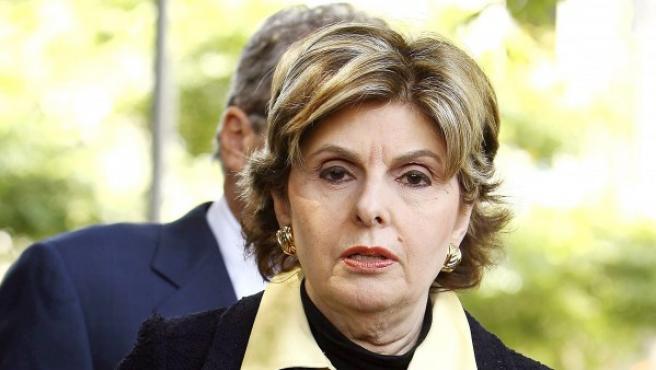 La abogada Gloria Allred, en una imagen de archivo.