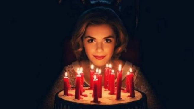 Imagen promocional de la serie de Netflix 'Las escalofriantes aventuras de Sabrina'.