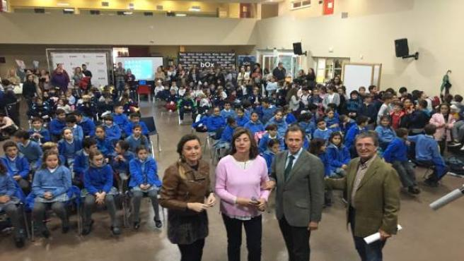 Nota De Prensa: Cerca De 300 Estudiantes Participan En Talleres De Concienciació