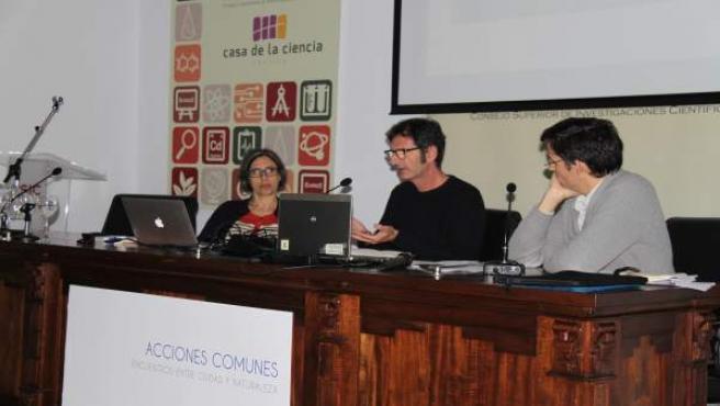 Curso de arquitectura de la Universidad Menéndez Pelayo