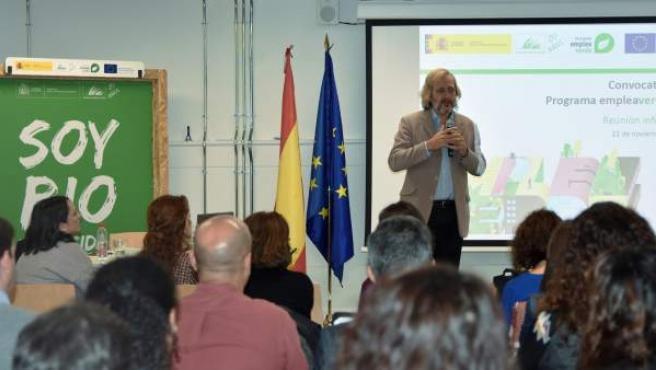 Reunión de la Fundación Biodiversidad sobre el programa Empleaverde.