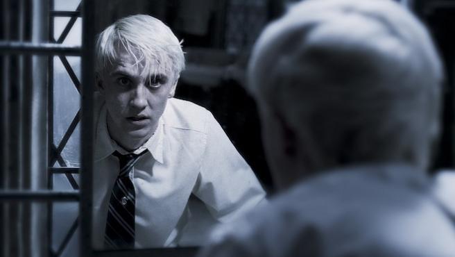 Tom Felton (Draco Malfoy) no quiere ver las películas de Harry Potter por una buena razón