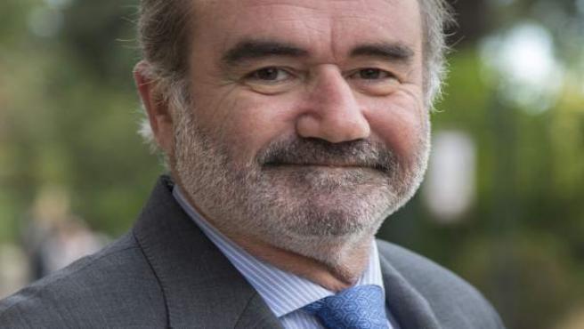 El abogado Óscar Cisneros