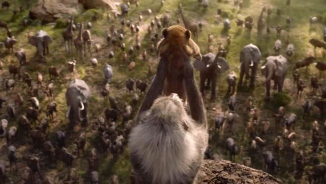 Llega el ansiado tráiler del remake de 'El Rey León'