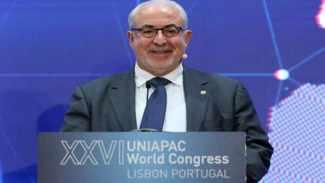 José Luis Mendoza en el XXVIth UNIAPAC World Congress