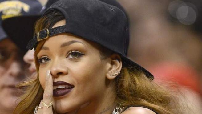 Rihanna: chica 'swag'