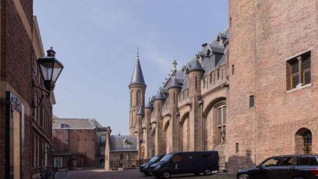 Vista de una calle de La Haya