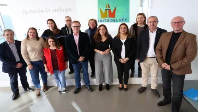 Jornadas solidaria en el Caminito del Rey