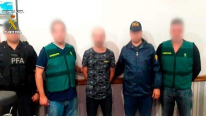Detenció en Argentina del presumpte autor del crim masclista de Borriol