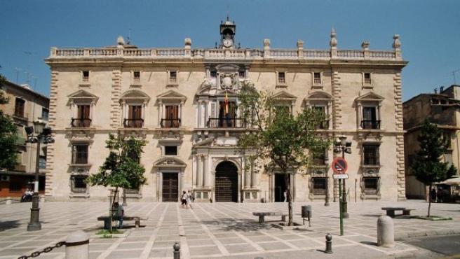 Sede de la Audiencia Provincial de Granada, donde se celebrará el juicio el próximo 9 de enero.