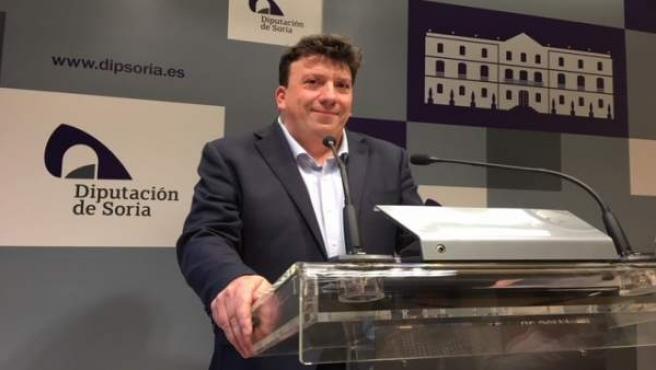 Jesús Cedazo. 26-11-2018
