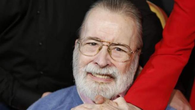 Chicho Ibáñez Serrador, en una imagen reciente.