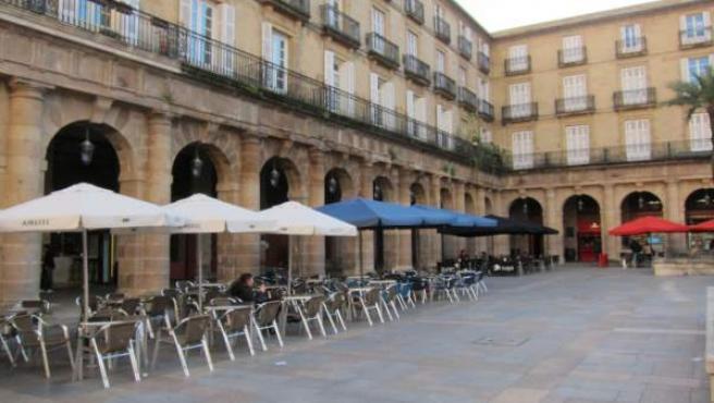 Bilbao Iniciará El Plan De Reordenación De Terrazas En