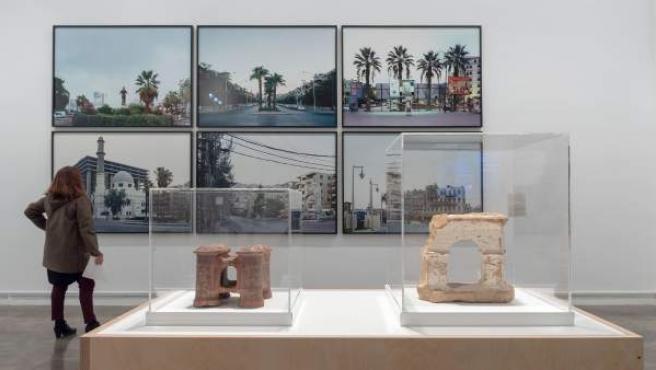 Exposición 'Habitar el Mediterráneo'