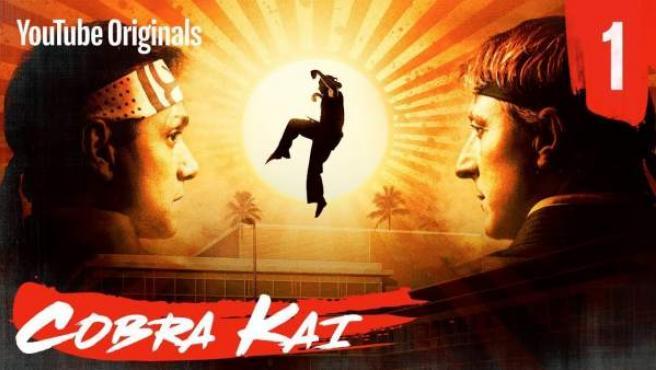 'Cobra Kai', una de las producciones originales más exitosas de YouTube Premium.