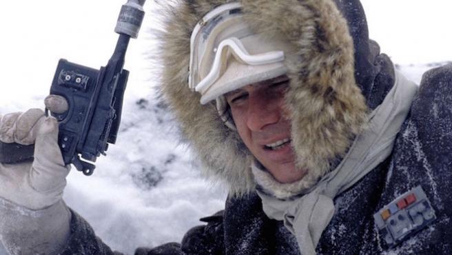 10 horas de nieve y whisky: la cogorza imperial de Harrison Ford en 'El Imperio contraataca'