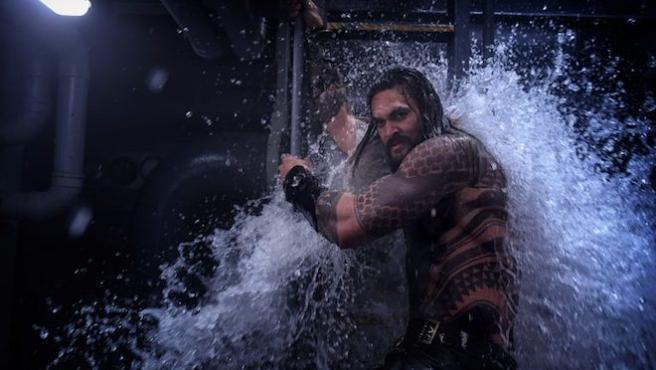 'Aquaman': Jason Momoa no se libró del mayor problema de los superhéroes
