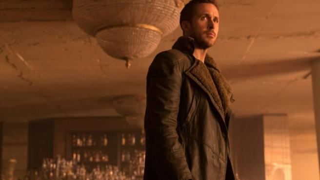 Ryan Gosling, uno de los protagonistas de la película 'Blade Runner 2049'.