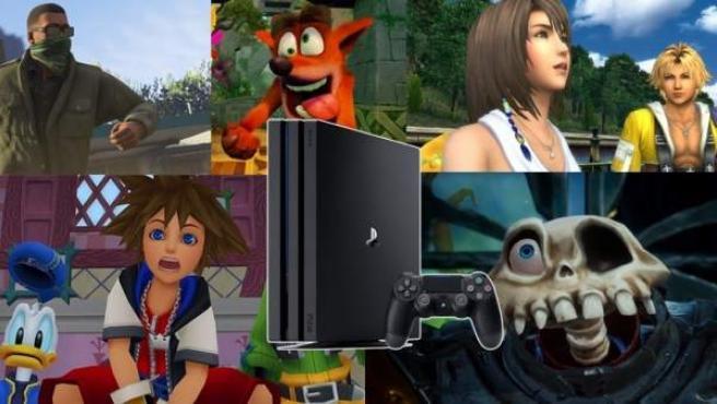 PlayStation 4, la consola de las remasterizaciones.