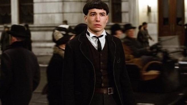 """Ezra Miller: """"Si has leído 'Harry Potter' vas a flipar con 'Los crímenes de Grindelwald"""""""