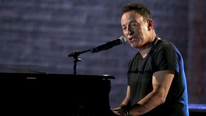 Bruce Springsteen, durante la ceremonia anual de los premios Tony, celebrados en junio de 2018 en Nueva York.