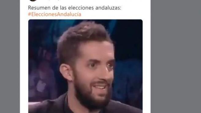 Memes de las elecciones en Andalucía 2018