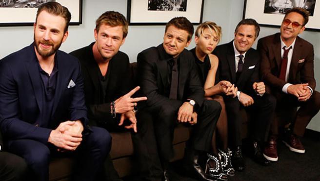 'Vengadores 4': ¿Van a reunirse los actores para ver la película por primera vez?