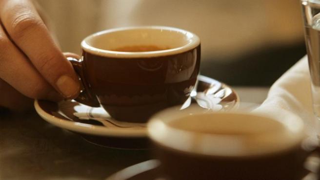 Una taza de café, en una imagen de archivo.