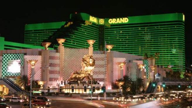 El MGM Grand Las Vegas es todavía el hotel más grande del mundo.
