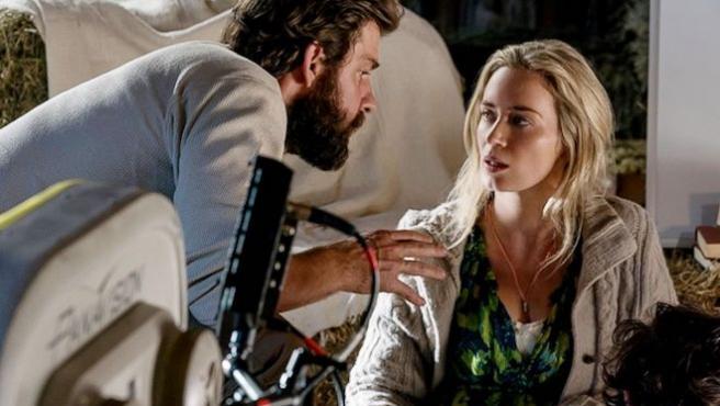 ¿Qué piensa Emily Blunt de 'Un lugar tranquilo 2'?