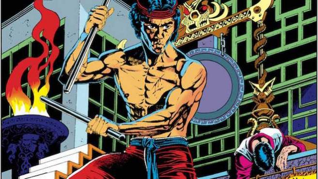 'Shang-Chi': El próximo héroe de Marvel sabe kung fu