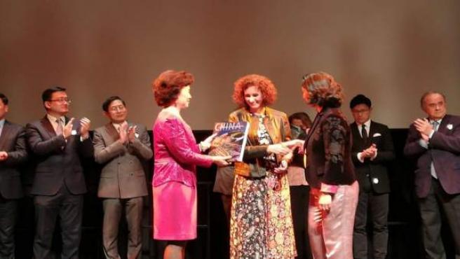 China Club Spain concede un premio a la Junta de Extremadura