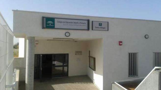 Instalaciones pertenecientes al CEIP Rodríguez Almodóvar