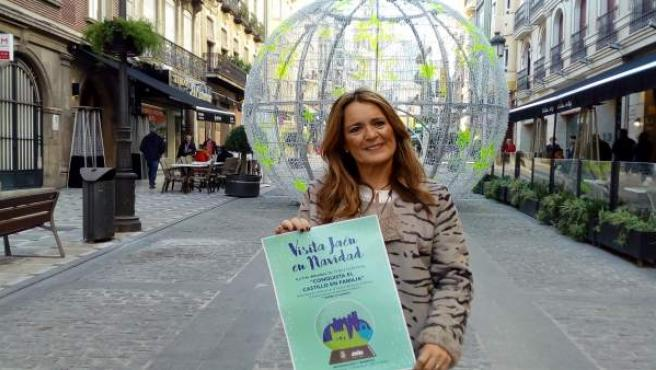 Rosario Morales de Coca presenta la actividad 'Conquista en familia el castillo'
