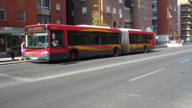 Autobús de Tussam