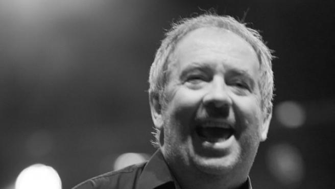 Pete Shelley, en 2013.