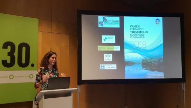Rosa Castizo presenta el Informe La Rábida sobre Cambio Climático en Iberoaméric