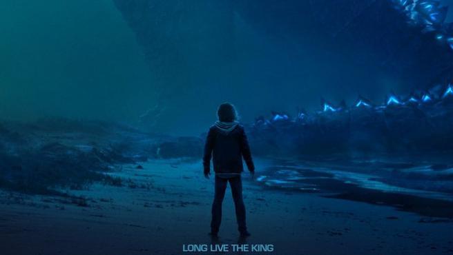 'Godzilla II: Rey los monstruos' nos pone los dientes largos con su póster