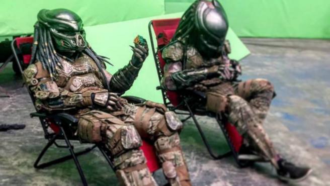Vídeo del día: así eran los depredadores científicos de 'Predator'
