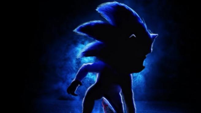 ¡Primer póster de 'Sonic'!