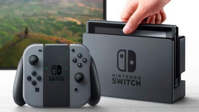 La Nintendo Switch es un híbrido entre consola de sobremesa y portátil.