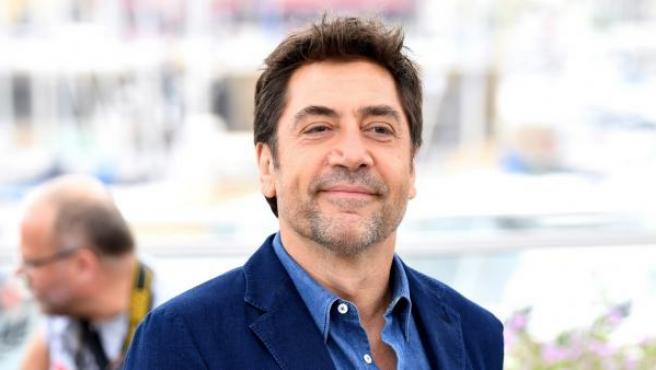 El actor Javier Bardem, en la 71ª edición del Festival de Cannes.