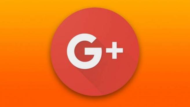 Logo de Google +.