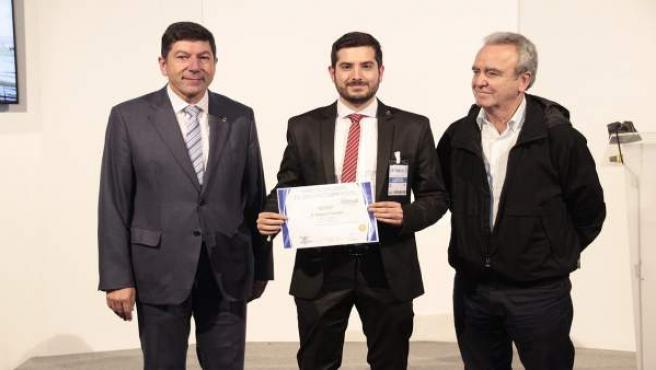 El Proyecto Fin de Grado del arquitecto murciano Basilio Paredes, Premio Naciona