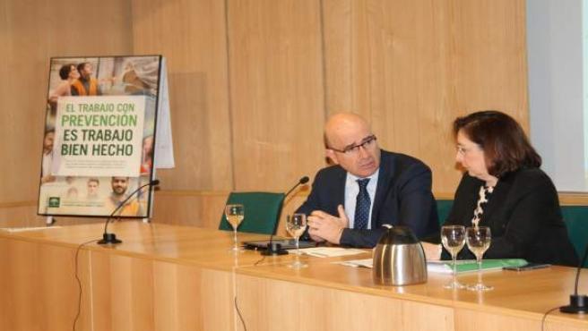 Carmona en la inauguración del encuentro