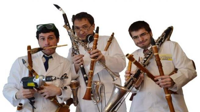 Más de 1.000 escolares asisten en Murcia al espectáculo familiar Clarinetarium